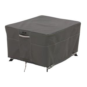 Ravenna 60 in. L x 60 in. W x 23 in. H Square Patio Table Cover