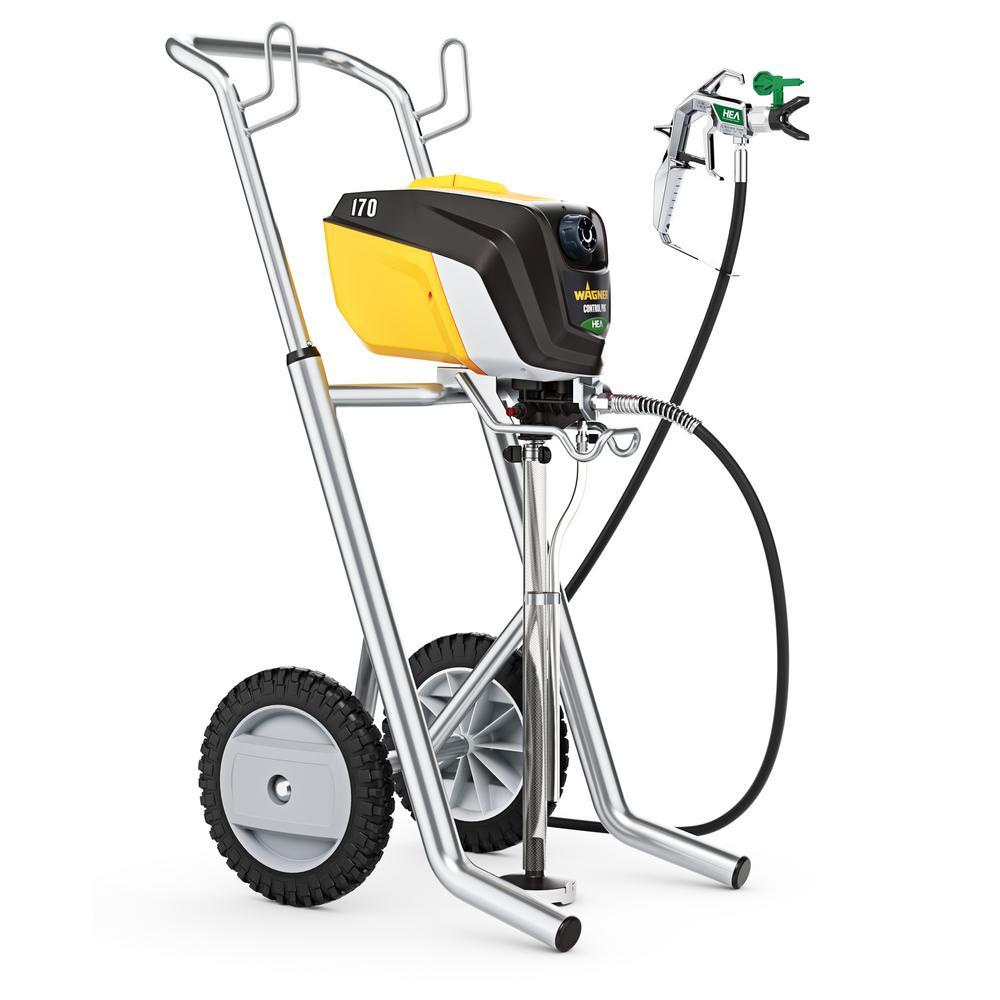 Wagner Control Pro 170 Cart Paint Sprayer