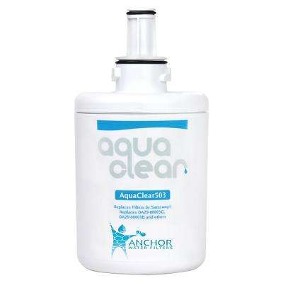 AquaClear Refrigerator Water Filter for Samsung DA29-00003G