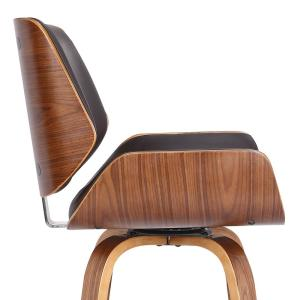 Swell Armen Living Tyler 26 In Brown Swivel Bar Stool Caraccident5 Cool Chair Designs And Ideas Caraccident5Info