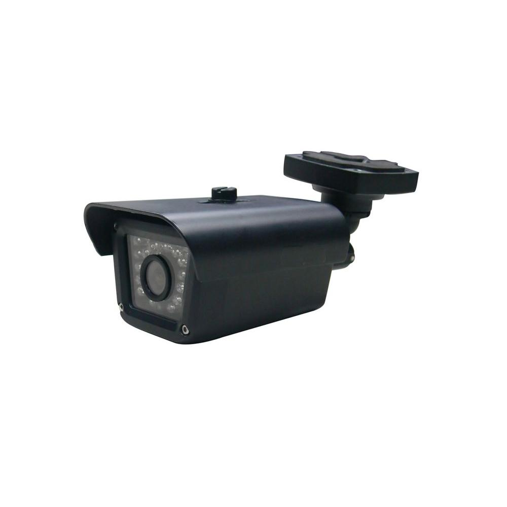 Wired 700 TVL 1/3 in. 960H CCD Indoor or Outdoor Waterproof