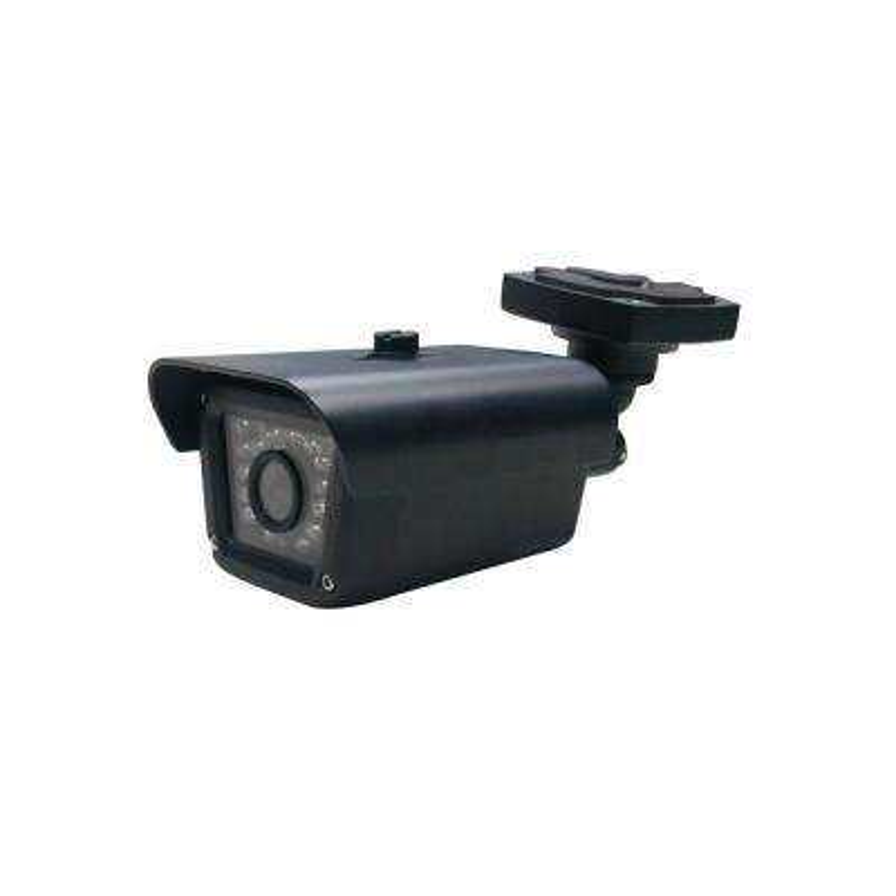 Wired 700 TVL, 1/3 in. 960H CCD Indoor/Outdoor Waterproof IR Camera
