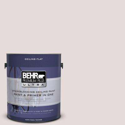 1-Gal. No.UL250-12 Ceiling Tinted to Crushed Peony Interior Paint