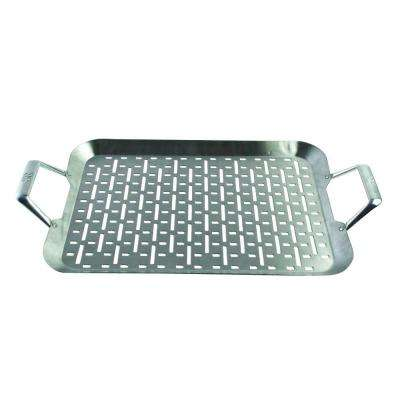 Stainless Premium Grilling Grid