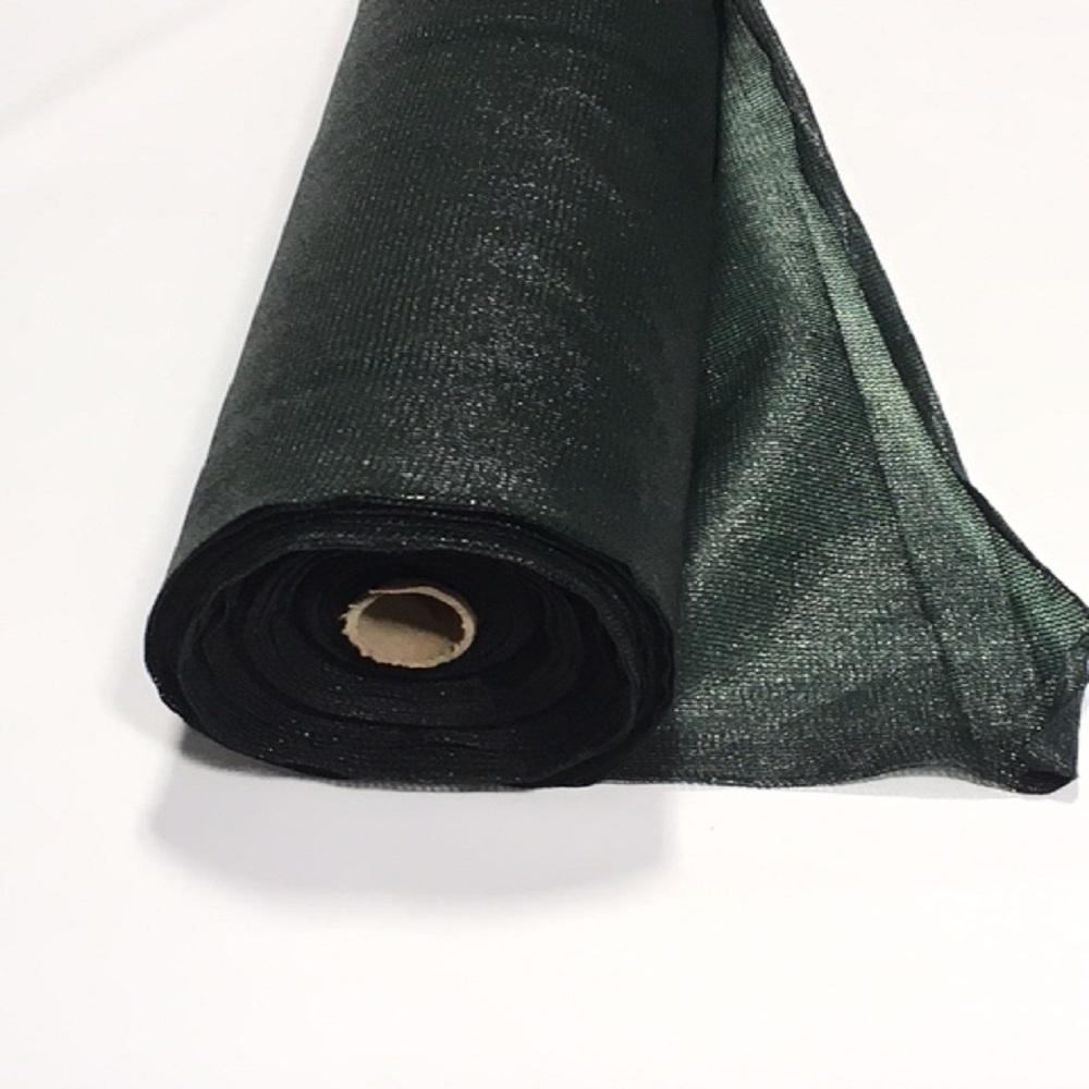 68 in. H x 1800 in. W High Density Polyethylene Green Privacy/Wind Screen Fencing