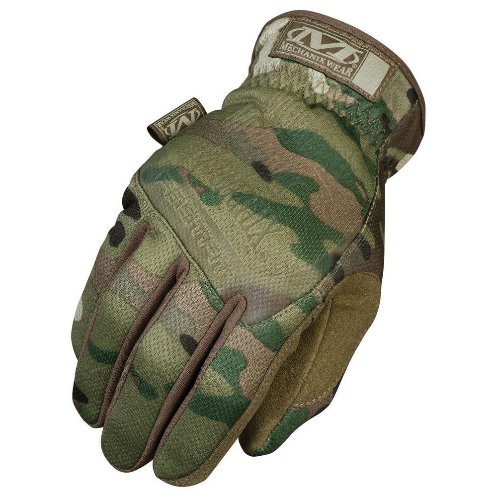 Mechanix Wear MultiCam Medium FastFit Gloves