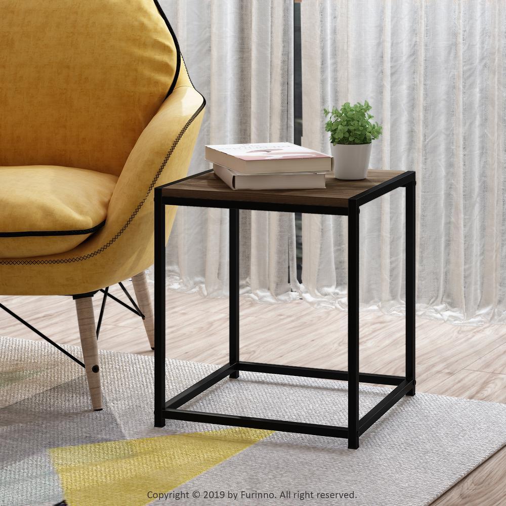 Camnus Modern Living Columbia Walnut End Table