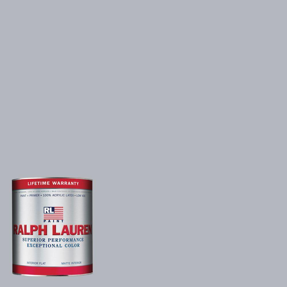 Ralph Lauren 1-qt. Silvered Glass Flat Interior Paint