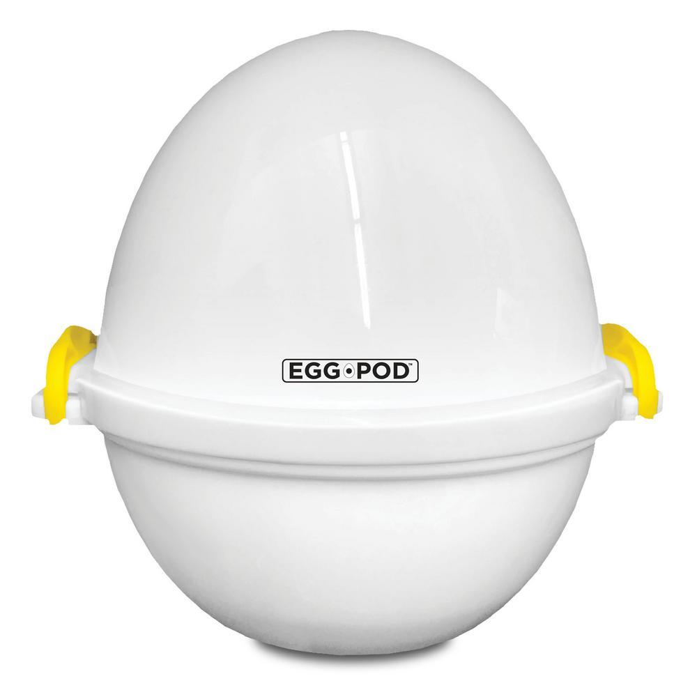 As Seen On Tv Egg Pod 4 White