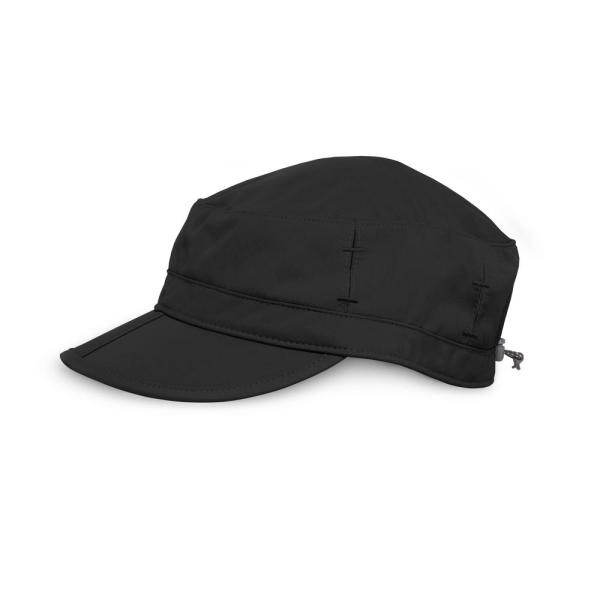 Unisex Large Black Sun Tripper Cap