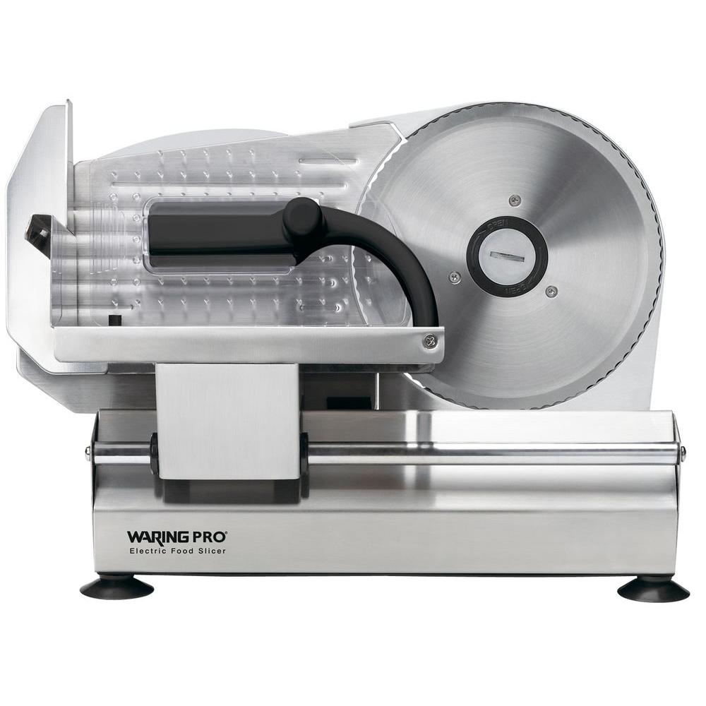 Waring Pro Stainless Steel Food Slicer-DISCONTINUED