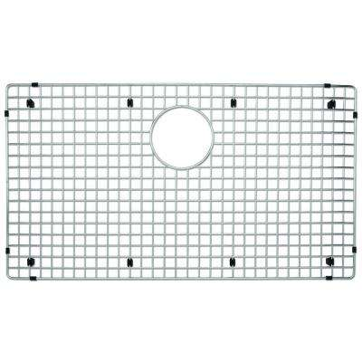 Stainless Steel Sink Grid Fits Precision and Precision 10 Super Single Bowl