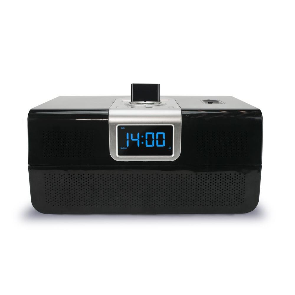 RadioVault 0.2 cu. ft. Biometic Security Safe with Bluetooth Connectivity