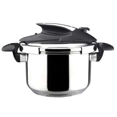Nova 4 Qt. Stainless Steel Stovetop Pressure Cookers