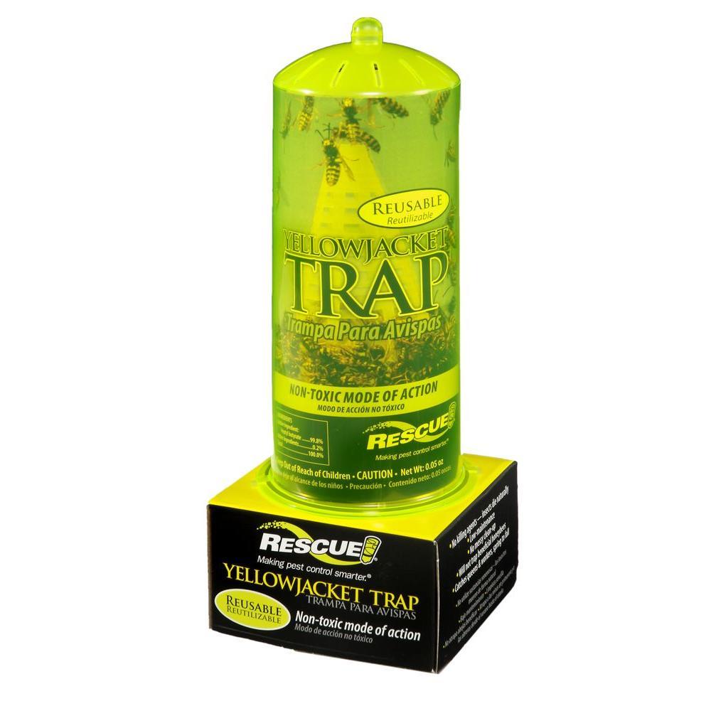 RESCUE Reusable Yellow Jacket Trap