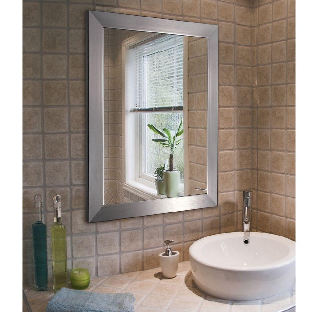 Deco Mirror Modern 26 In X 32