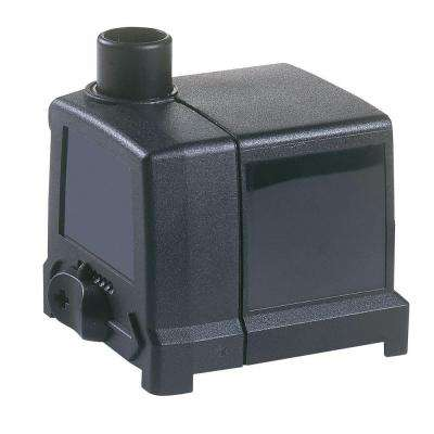 Aquarius 80 GPH Fountain Pump