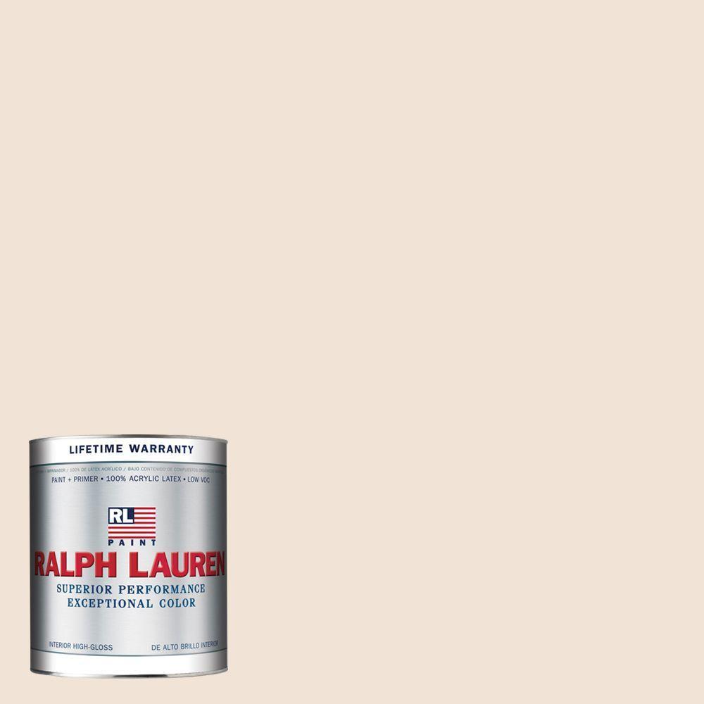 Ralph Lauren 1-qt. Old Garden Rose Hi-Gloss Interior Paint
