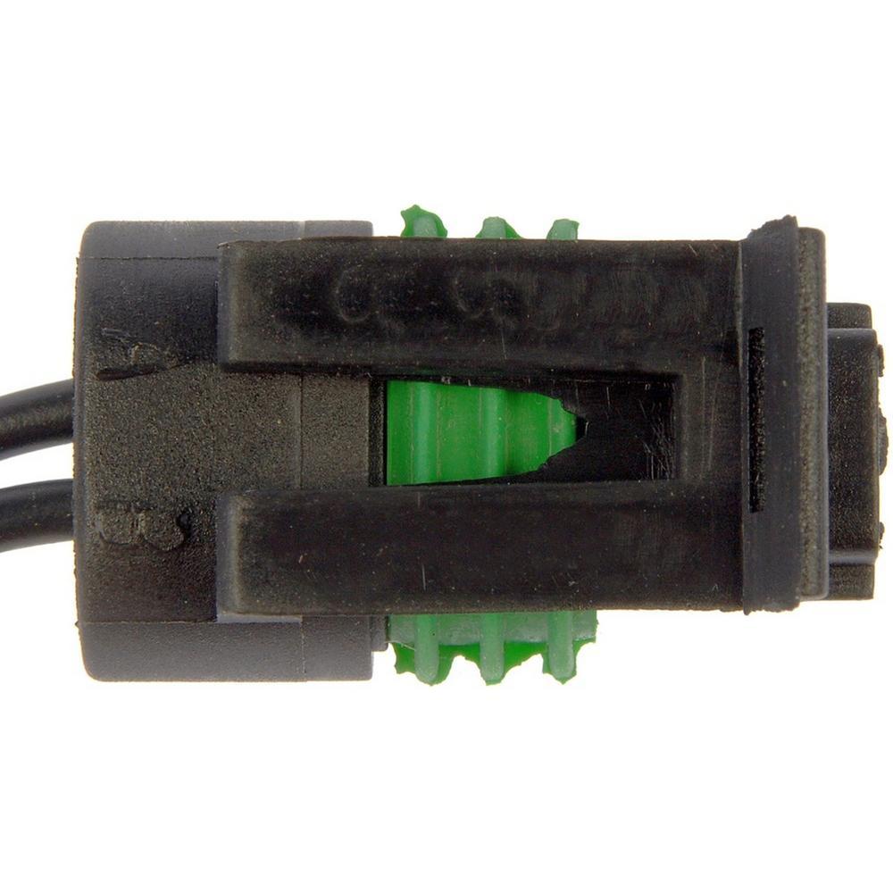 Engine Coolant Temperature Sensor Connector Dorman 85100