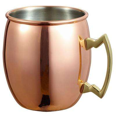 Kremlin 20 oz Mirrored Finish Moscow Mule Mug