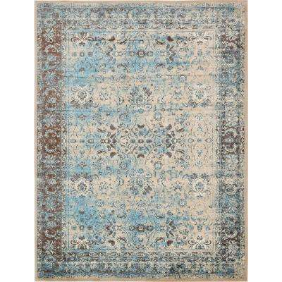 Taupe Rugs 8x10 Uniquely Modern