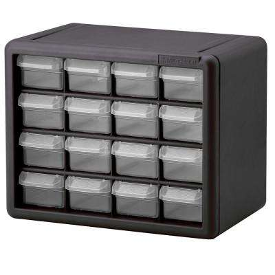 16-Compartment Small Parts Organizer