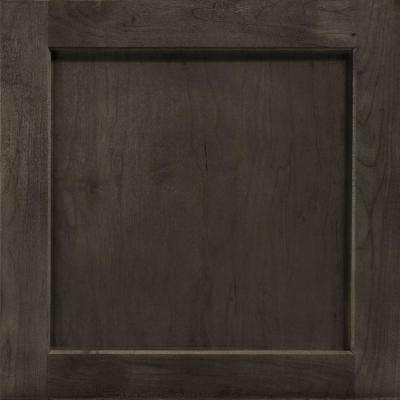 Leesburg 14 9/16 x 14 1/2 in. Cabinet Door Sample in Slate