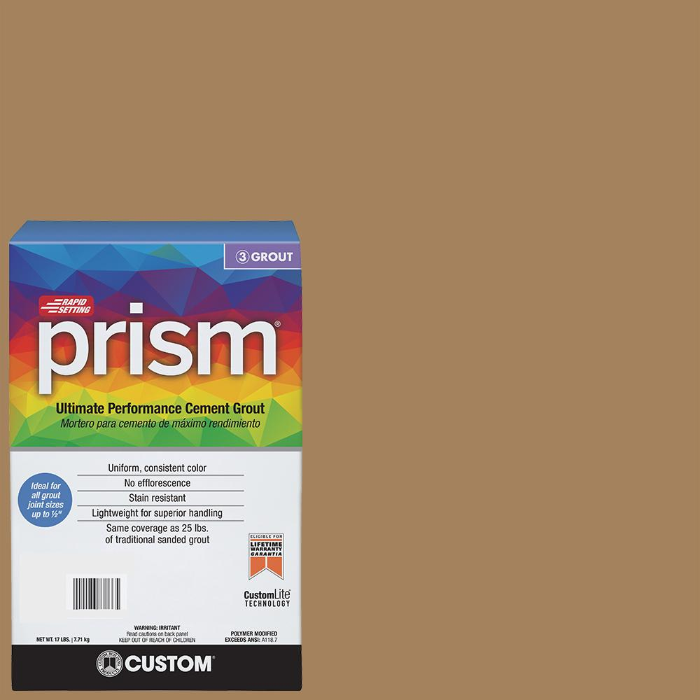 Prism #45 Summer Wheat 17 lb. Grout