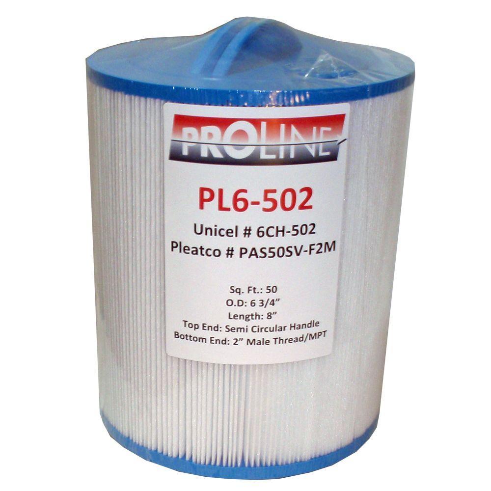 Smart Spa Proline 50 sq. ft. Top Load Filter Cartridge for Artesian Spas