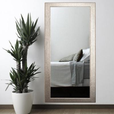 Aged Silver Studio 32 in. x 65.5 in. Tall Mirror