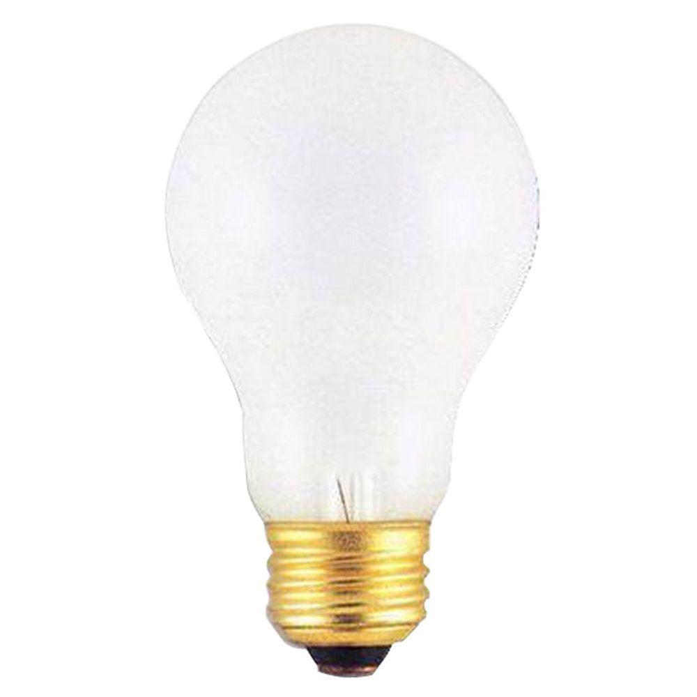 Bulbrite 60-Watt Incandescent A19 Light Bulb (30-Pack)