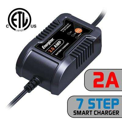2 Amp charger