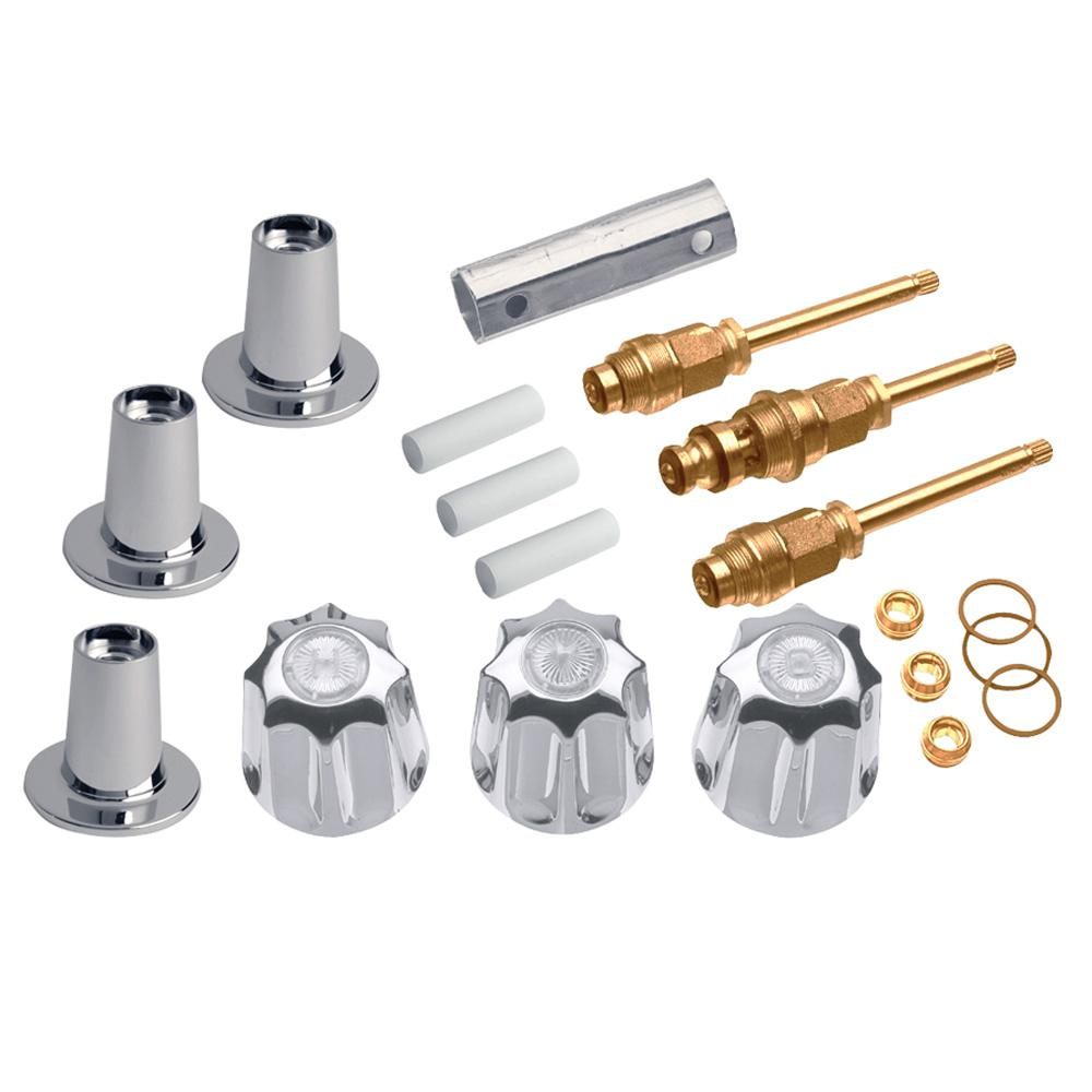 and p shower stems gb for gerber hot tub brass stem cold pack faucet partsmasterpro parts faucets