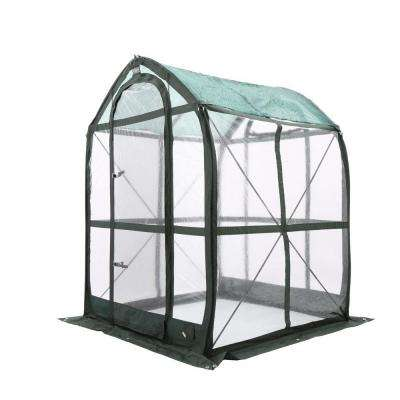 PlantHouse 5 ft. x 5 ft. Pop-Up Greenhouse
