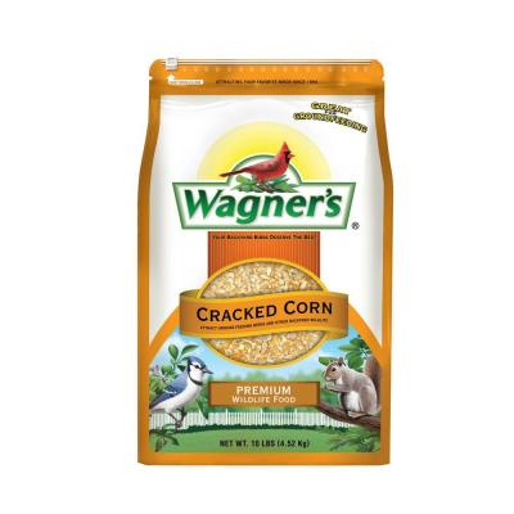 10 lb. Cracked Corn Wildlife Food