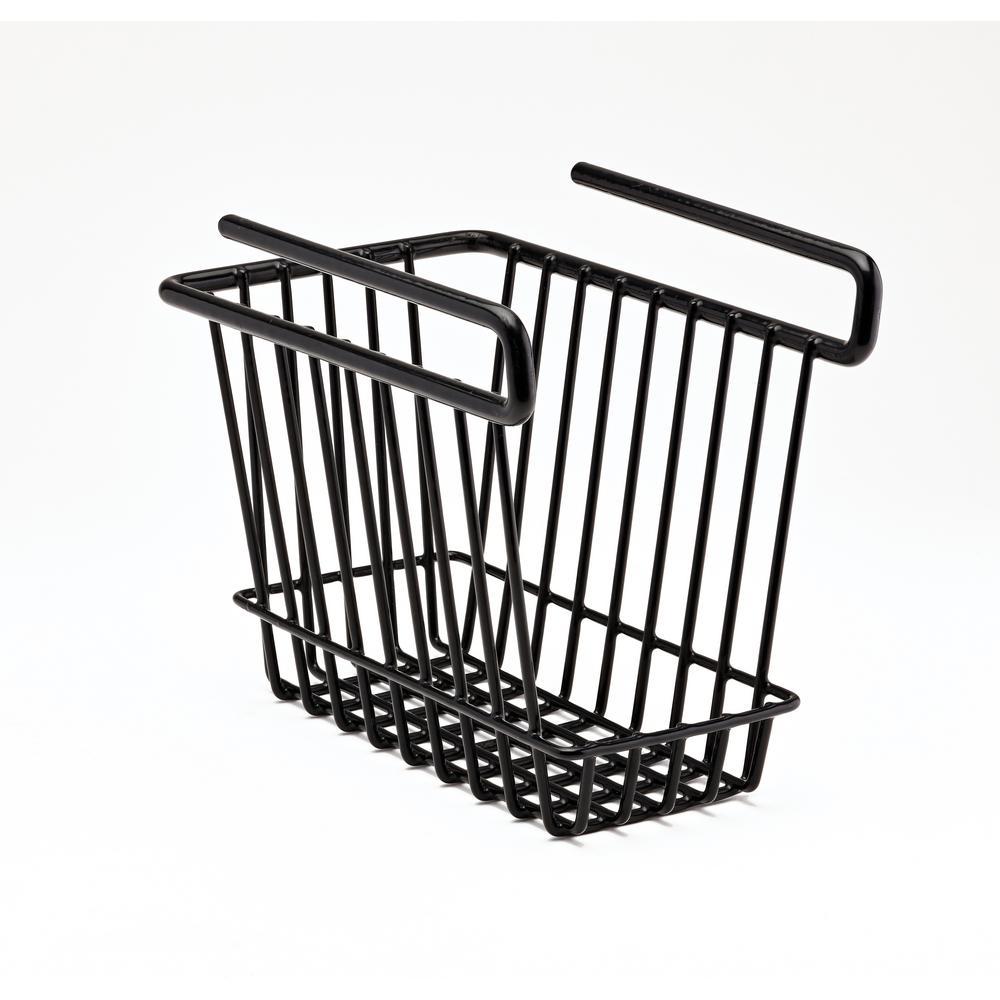 Small Hanging Gun Safe Shelf Basket