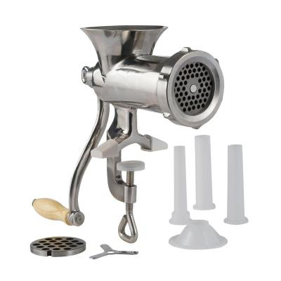 10 Stainless Steel Clamp on Hand Grinder