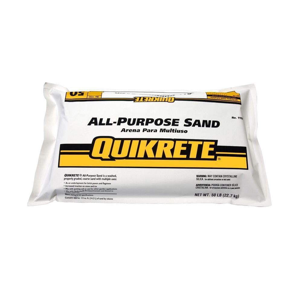 50 lb. All-Purpose Sand
