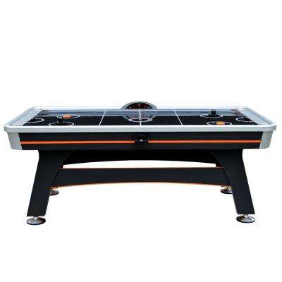 Trailblazer 7 ft. Arcade Level Air Hockey Table with Electronic Scoring Unit and Sound Effects