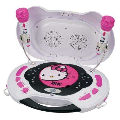 CD Karaoke System/CD Player