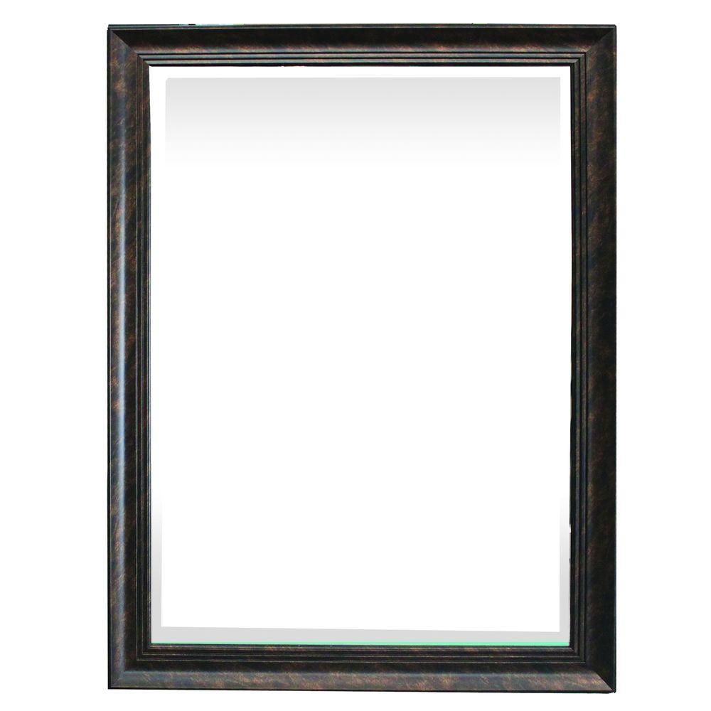 Mirror Frame in Dark Bronze Color