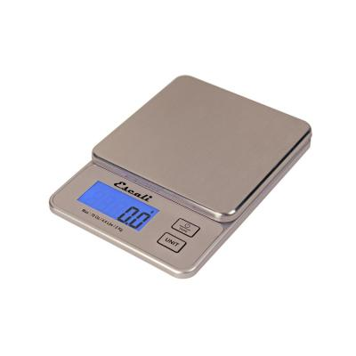 Escali Vera Compact Digital Food Scale Pr2000s The Home Depot