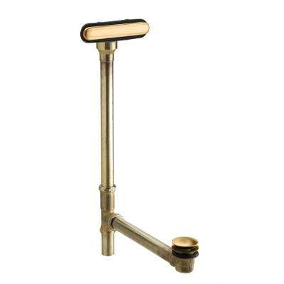 Clearflo Bath and Shower Drain in Vibrant Brushed Bronze