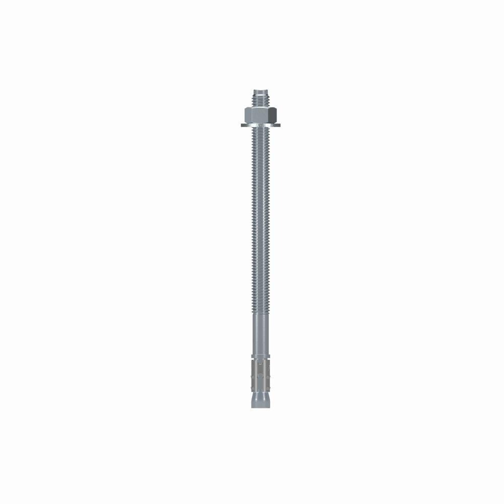 Simpson Strong-Tie Strong-Bolt 1/2 in. x 8-1/2 in. Zinc-Plated Wedge Anchor (25-Pack)