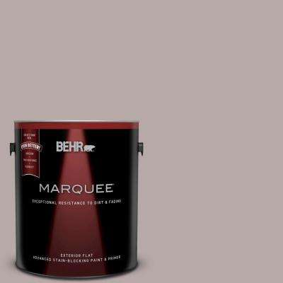 1-gal. #MQ1-36 Object of Desire Flat Exterior Paint
