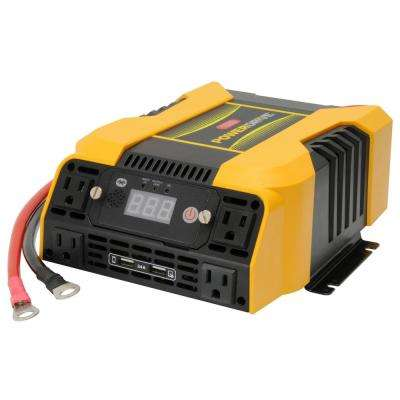 1500-Watt Power Inverter with 4 AC 2 USB APP with Bluetooth