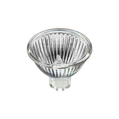50-Watt 12-Volt Halogen MR16 Medium Flood Light Bulb