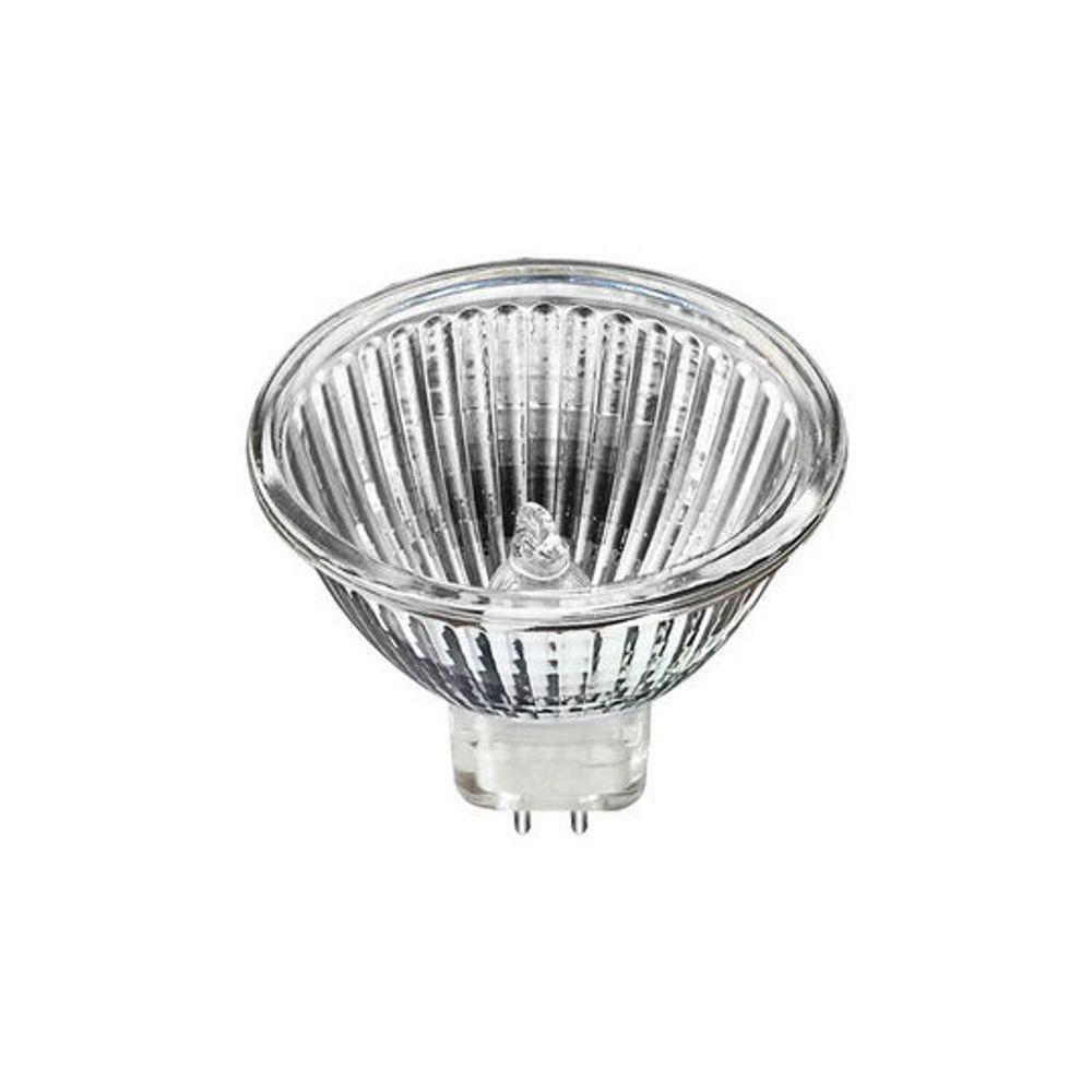 50-Watt 12-Volt Halogen MR16 Medium Flood Light Bulb