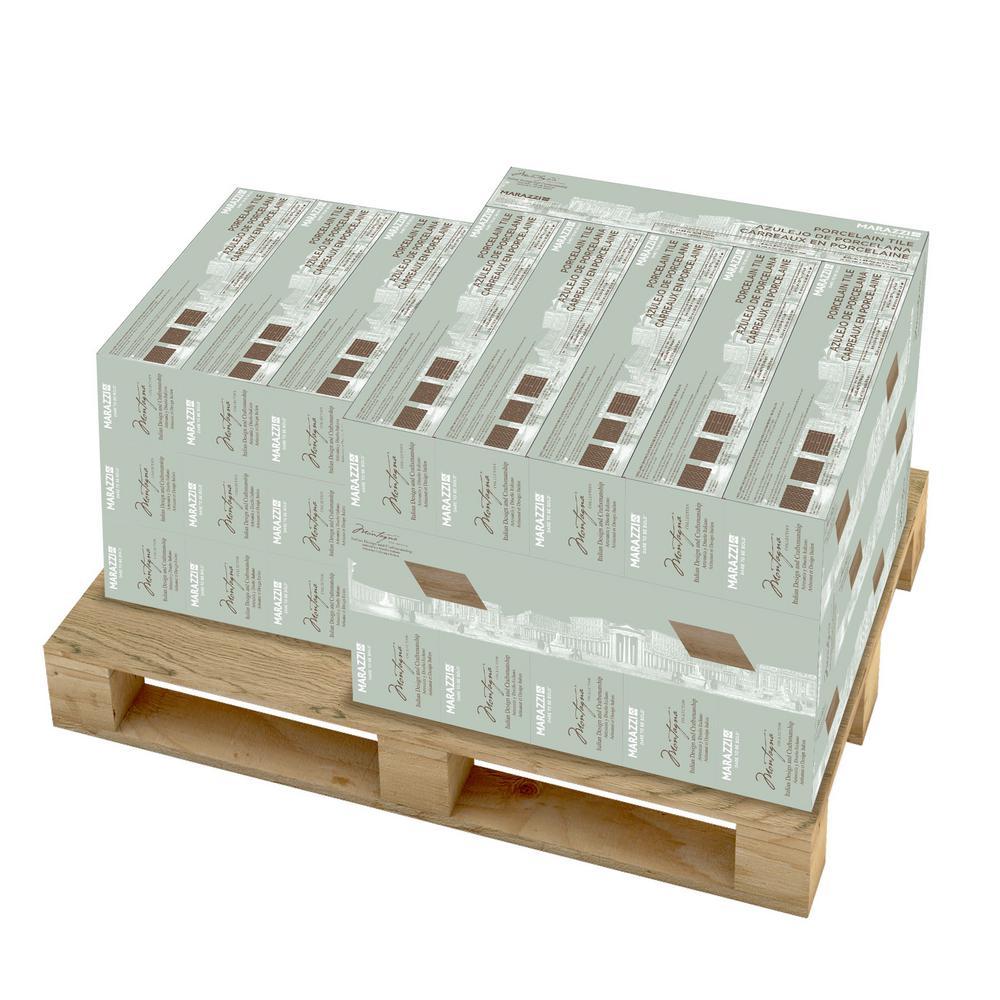 Marazzi Montagna Wheat 6 in. x 24 in. Porcelain Floor and Wall Tile (392.31 sq. ft. / pallet) -  MT45624HDPL1PR