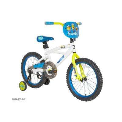 18 in. Kids Despicable Me Minions Bike